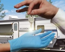 Photo of RVshare, RVs 4 MDs to Provide Temporary Housing for First Responders