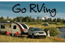Go RVing logo