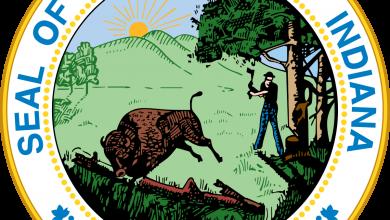State of Indiana logo