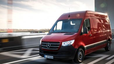Photo of Video: Mercedes Sprinter Turns 25