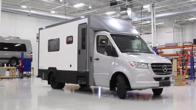 Photo of Advanced RV Unveils New 'B Box' Camper Van Prototype