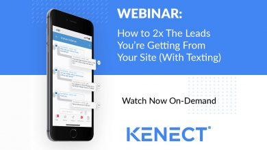 Photo of Webinar: How to DOUBLE the Leads You're Getting from Your Website