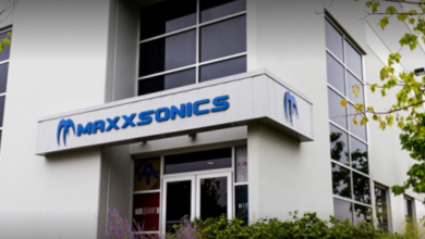 Maxxsonics building
