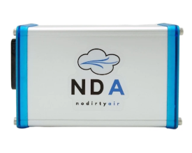 Photo of 'No Dirty Air' is the Company's Product and Promise