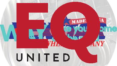 EQ United logo