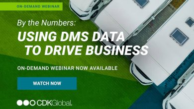 Photo of Webinar: BY THE NUMBERS: Using DMS Data to Drive Business