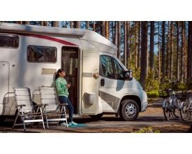 Photo of Scared Americans are Buying up 'Covid Campers'