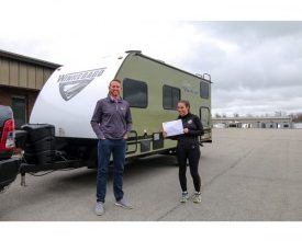 Photo of Winnebago Towables Supports Warrior Expeditions