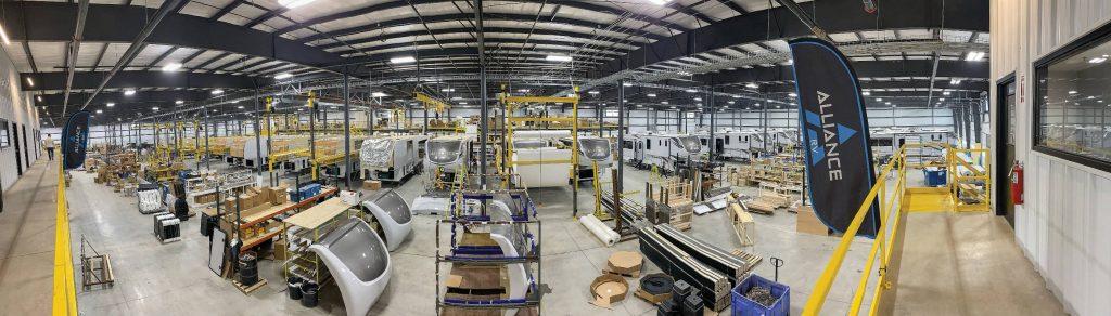 Alliance factory