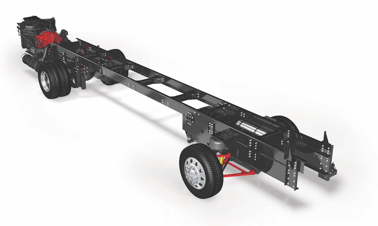 FCCC chassis