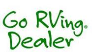 Go RVing Dealer logo