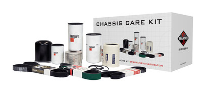 Spartan Chassis Care Kit