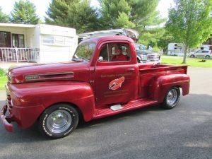 David Berg's truck