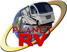 Planet RV logo