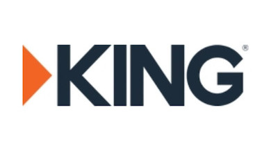 KING Connect logo