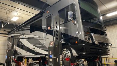 Photo of LiquidSpring Introduces Revolutionary Four-Corner Suspension Upgrade for Gas Motorhome Owners