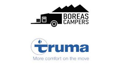 Truma and Boreas logos
