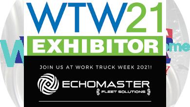 Photo of EchoMaster Fleet Solutions Exhibiting at Work Truck Week 2021
