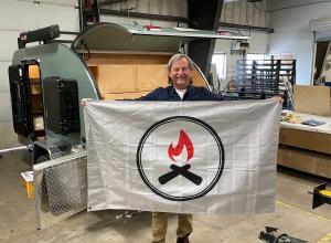 Unity Blaze flag