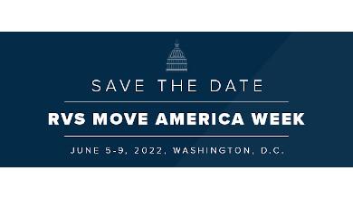 Photo of RVs Move America Set for June 2022