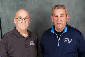Bob Zagami and John DiPietro