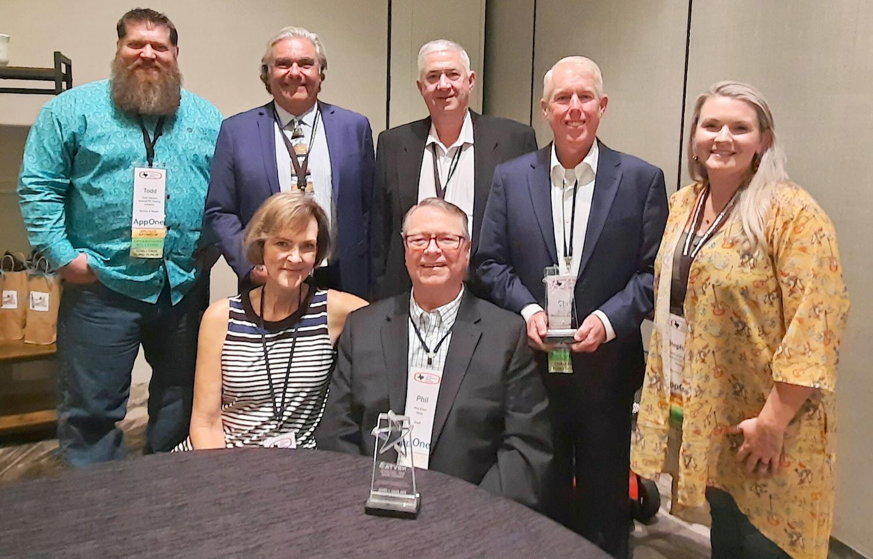 NRVTA award winners